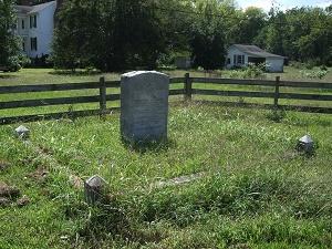 Grave Marker fromn Bermuda Hundred